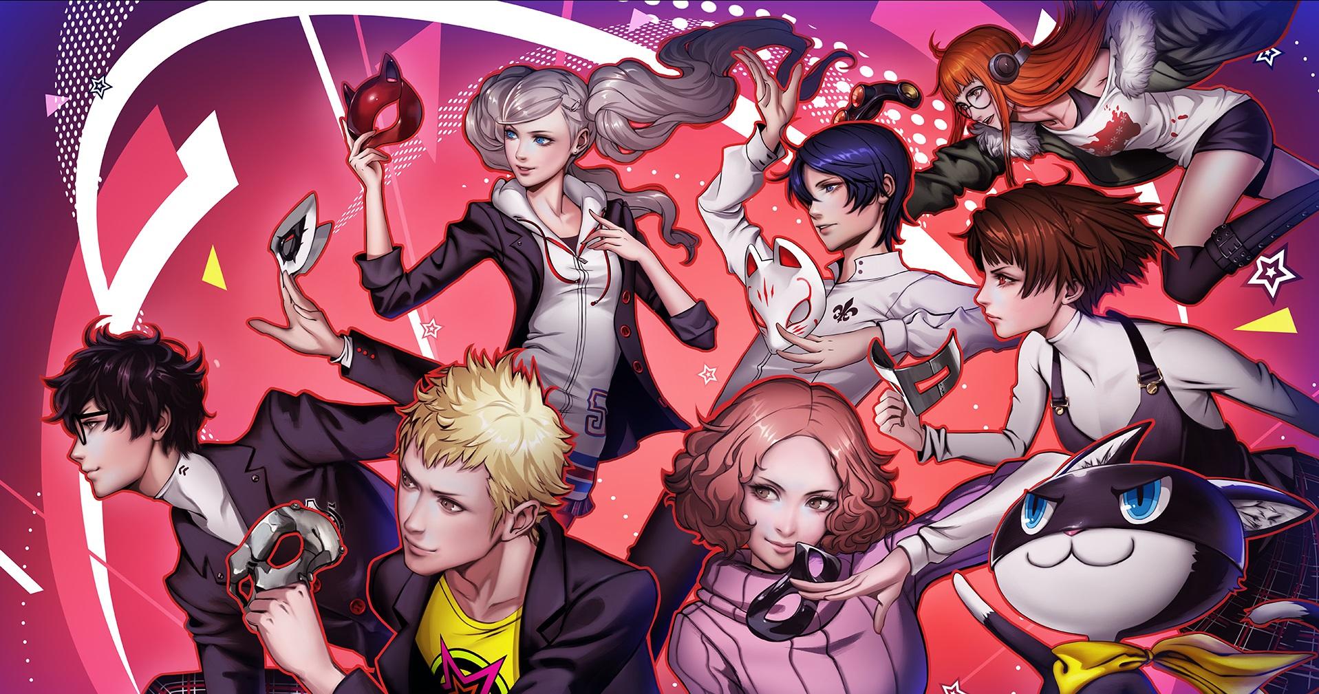 Старт проекта перевода Persona 5